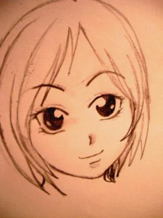 oO-Les petits dessins de Poupou-Oo Girl12