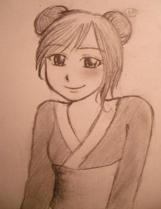oO-Les petits dessins de Poupou-Oo Kimono11