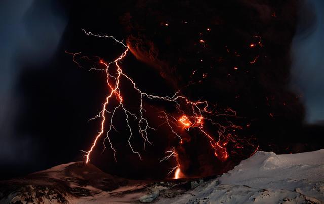 Islandic volcan Volcan10