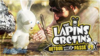 The Lapins Crétins : Retour vers le Passé The-la10