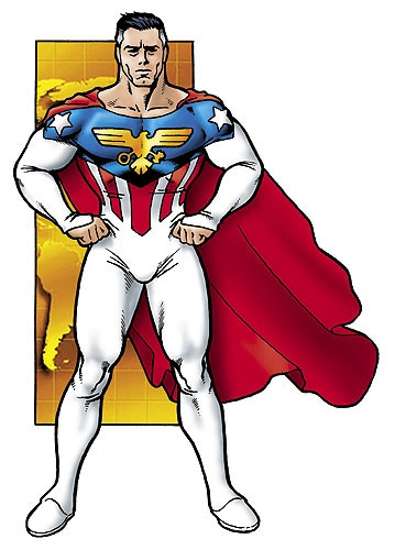 Mr.Amazing Superh10