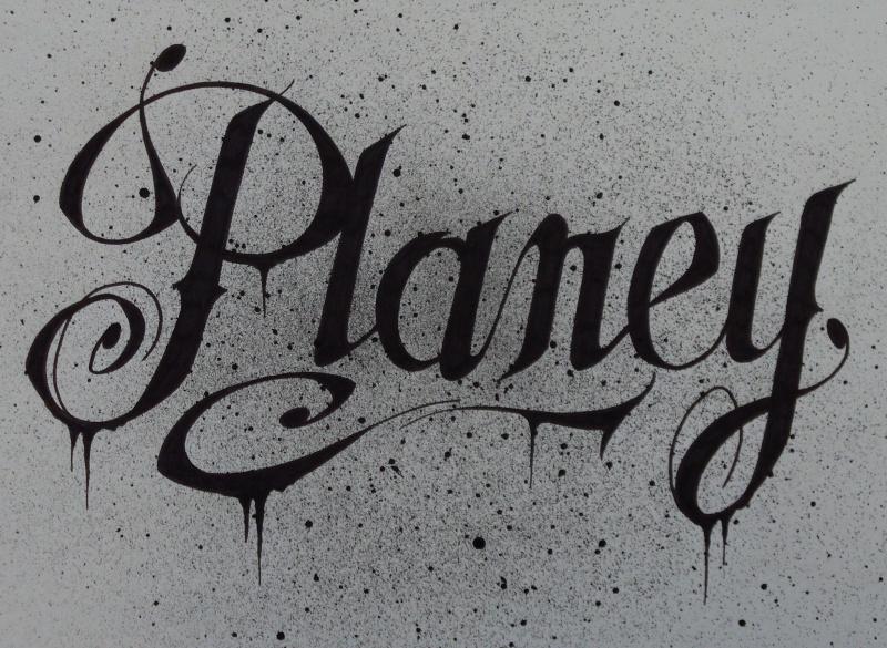 """""""PLANEY"""" Planey10"""