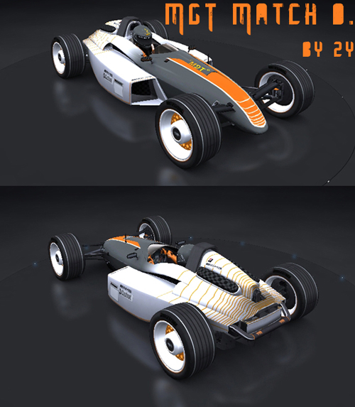 Skin Match Orange by ZY Match_19