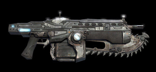 Weapon selection Lancer10
