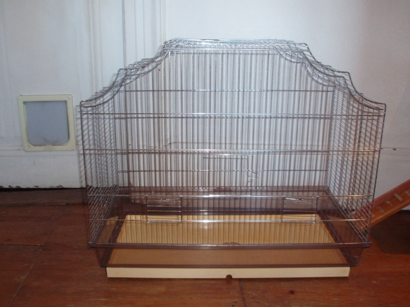 vends différentes cages (68) P2210013