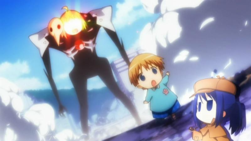 """Baku's """"1st Episode"""" Anime Reviews of 2010!! Horrib11"""