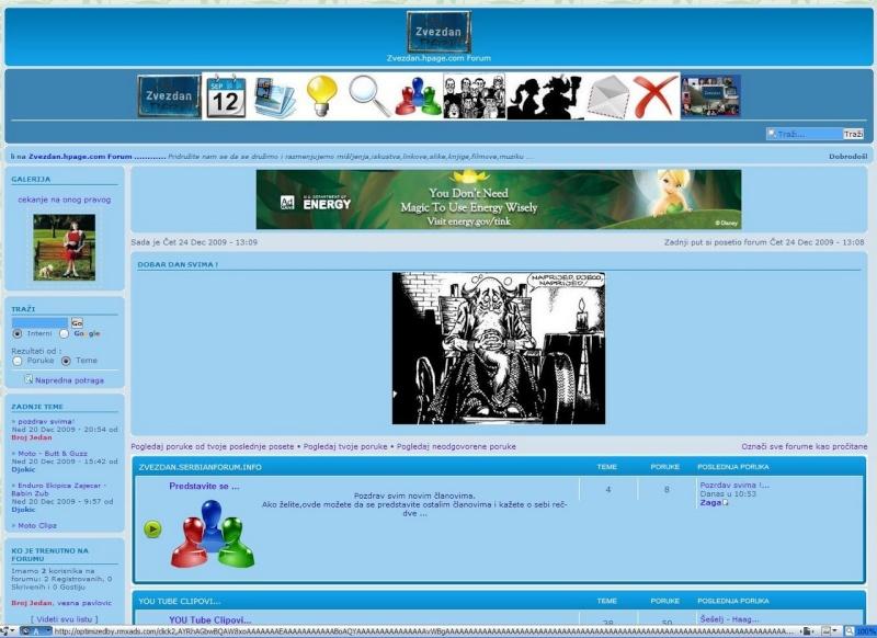 Zvezdan Forum 365 dana sa Vama... 24_dec10