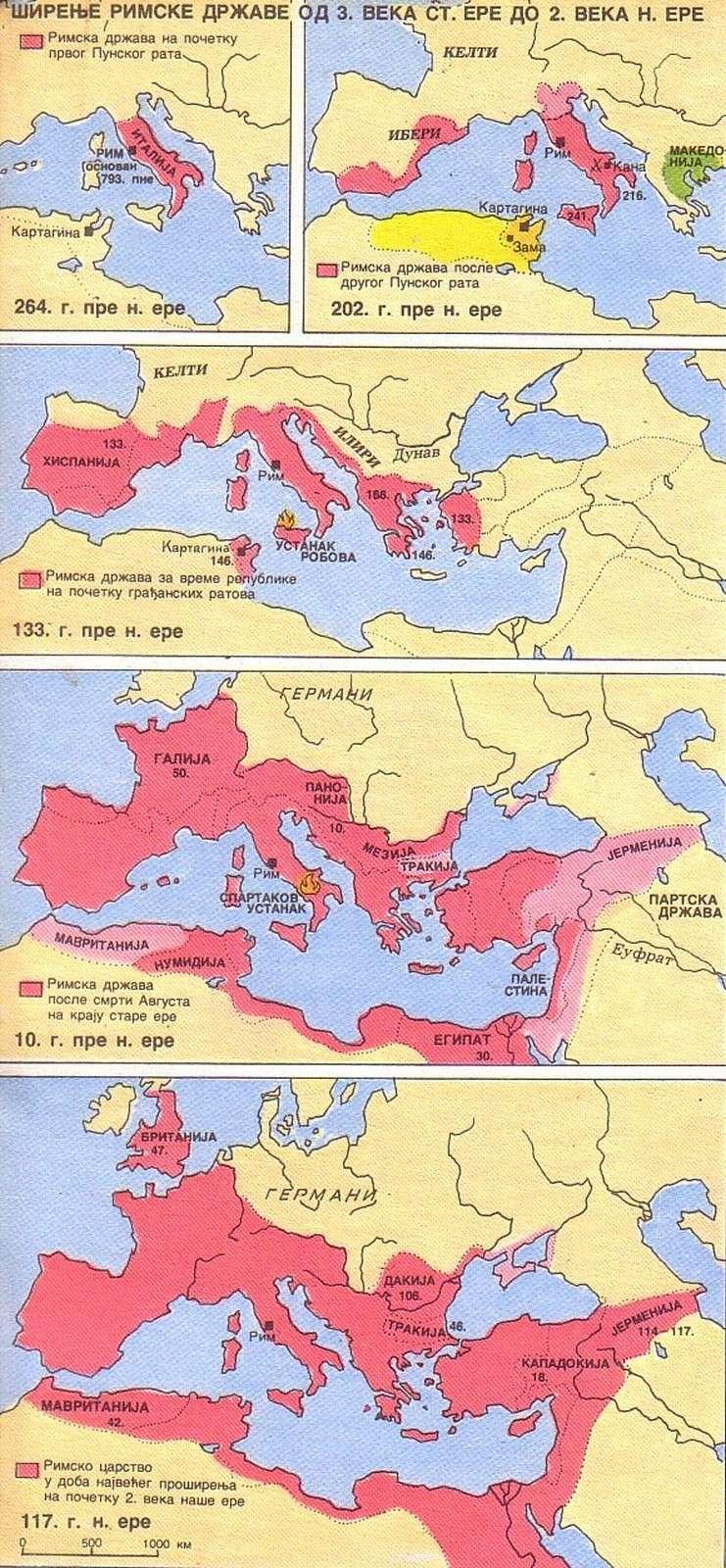 Širenje Rimske države Airenj10