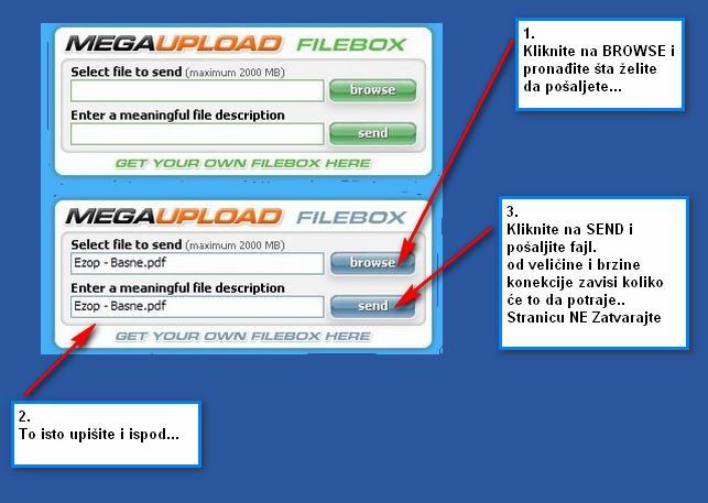 Često Postavljana Pitanja - Zvezdan Forum Megaup10