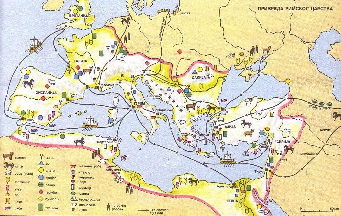 Privreda Rimskog Carstva Privre10