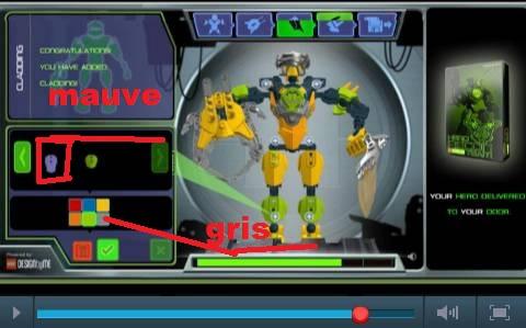 [12/02/2011] Le site Hero Recon Team en ligne Screen13