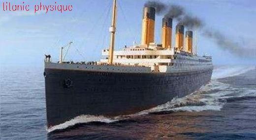 titanicphysique