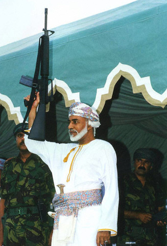 Oman and Qatari Camo  20101210