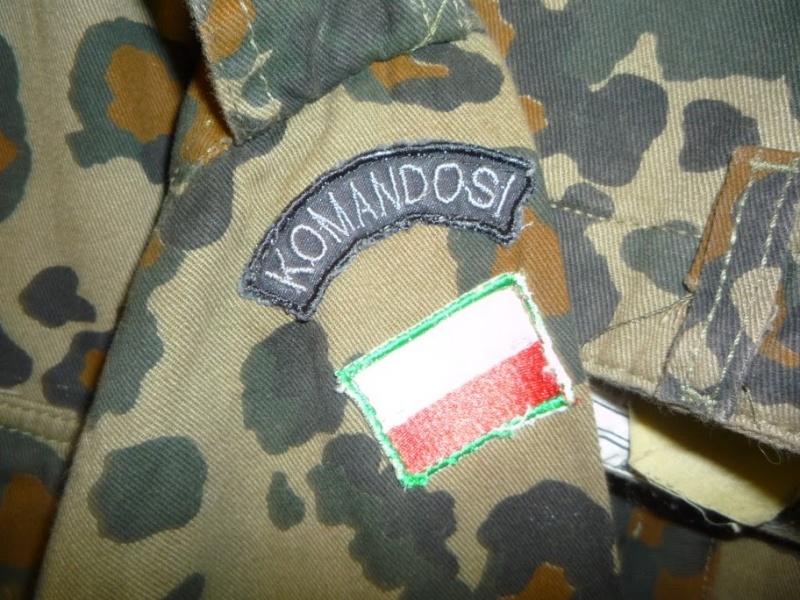 "Polish paratrooper uniforms ""US"" P1090811"