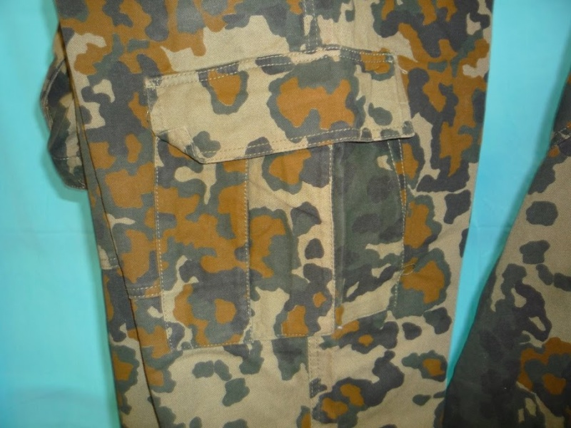 "Polish paratrooper uniforms ""US"" P1090814"