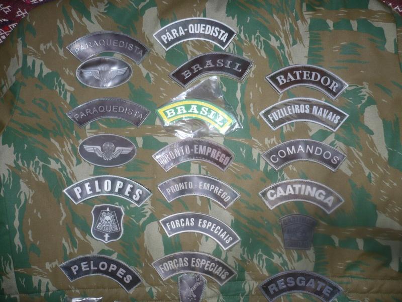 Brazilian Military Insignia P1180011