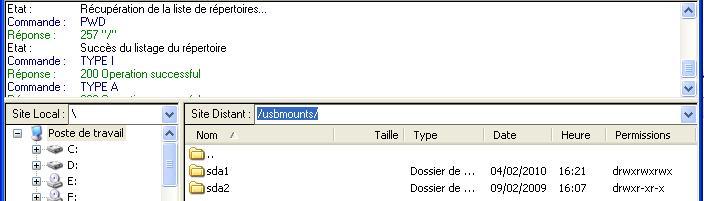 Interfaz de administración WEB automática: Actualización del 11.02.2010 V0_2_410