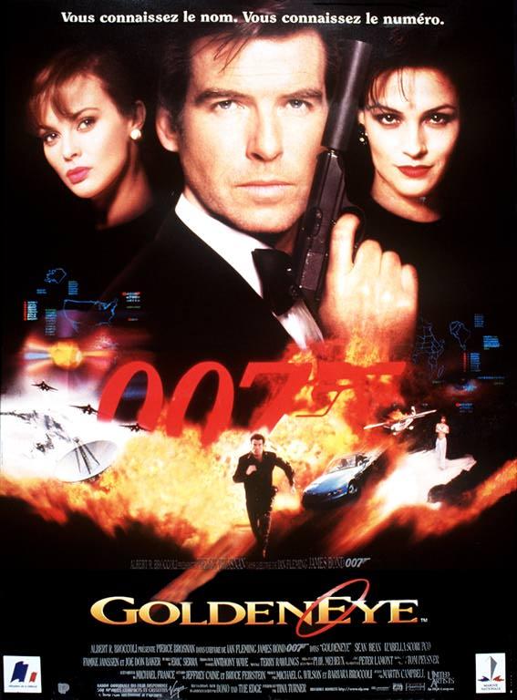 Bond, James Bond ^^ Golden10