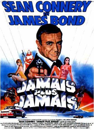 Bond, James Bond ^^ Jamais10