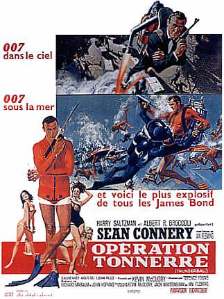 Bond, James Bond ^^ Operat10