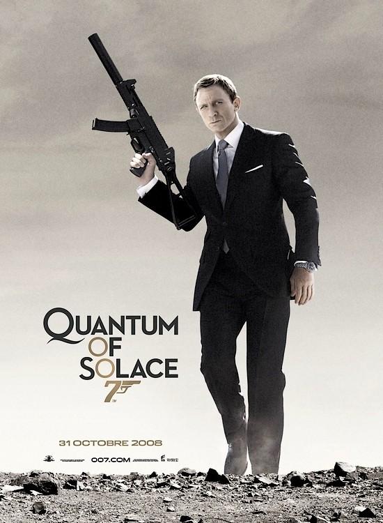 Bond, James Bond ^^ Quantu10