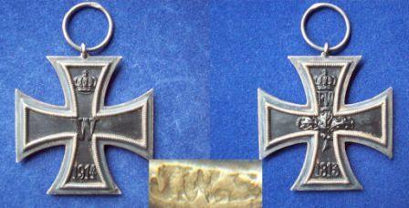 les croix de fer : les bonnes Iws10