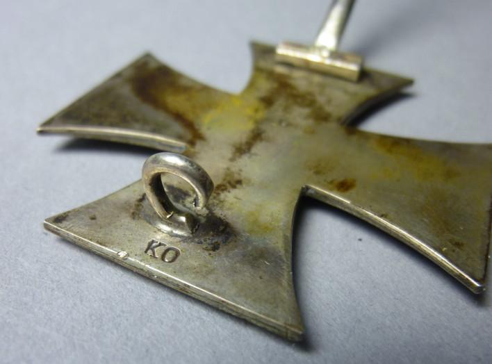 les croix de fer : les bonnes Ko10
