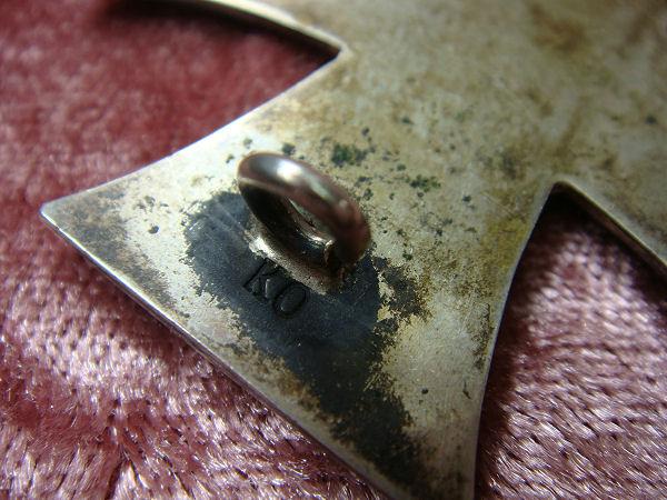les croix de fer : les bonnes Ko210