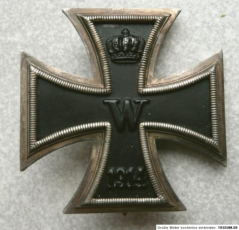 les croix de fer : les bonnes Kod10