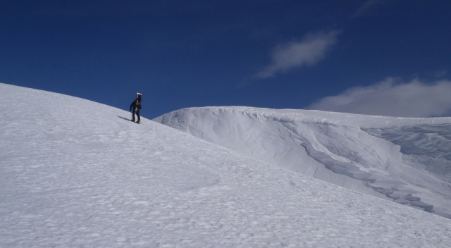 Mont Mounier par le Col d'Espaul 410