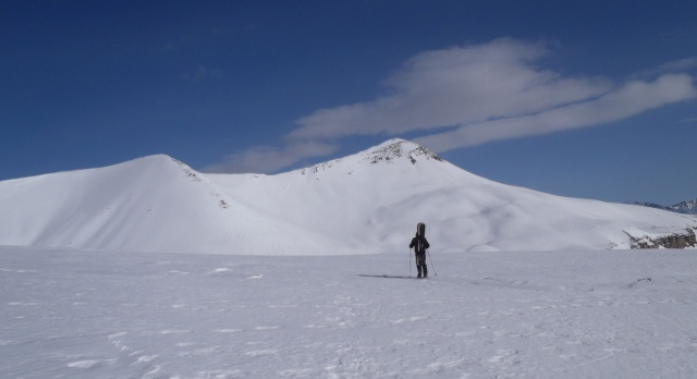Mont Mounier par le Col d'Espaul 510