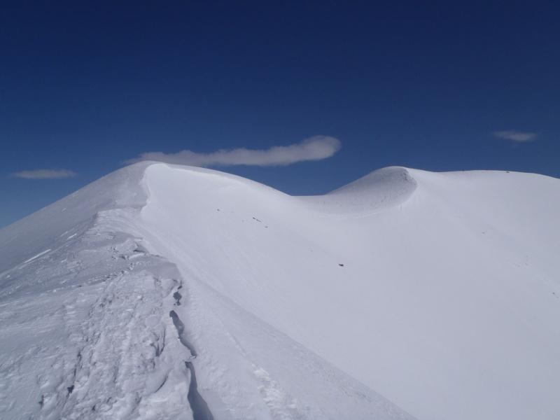 Mont Mounier par le Col d'Espaul 910
