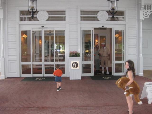 [Walt Disney World Resort] Séjour au Grand Floridian (été 2009) Img_2062