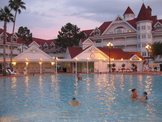 [Walt Disney World Resort] Séjour au Grand Floridian (été 2009) Img_5711