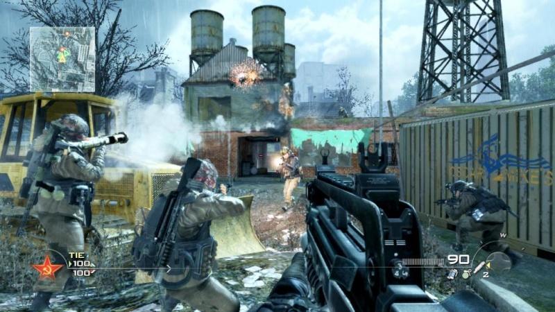 Call of Duty: Modern Warfare 2 - Stimulus Map Pack DLC 1 Ss_71310