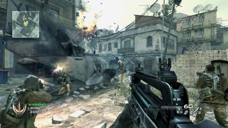 Call of Duty: Modern Warfare 2 - Stimulus Map Pack DLC 1 Ss_b5710