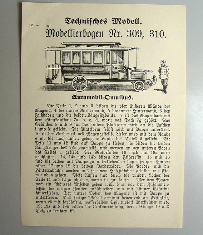 Schreiber - Reprint des Landesmuseum Stuttgart - Omnibus Anleit11