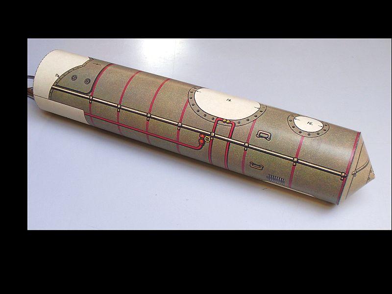 Schreiber-Reprint des Landesmuseum Stuttgart - Dampflok Württembergische C - Seite 4 Kessel14