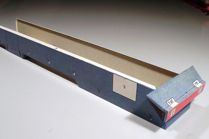 Schreiber-Reprint des Landesmuseum Stuttgart - Dampflok Württembergische C Rahmen15