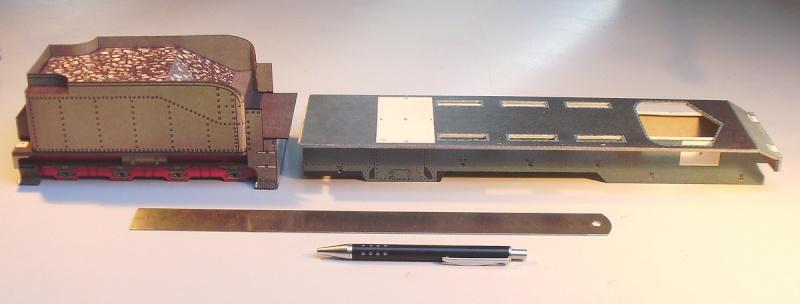 Schreiber-Reprint des Landesmuseum Stuttgart - Dampflok Württembergische C Rahmen21