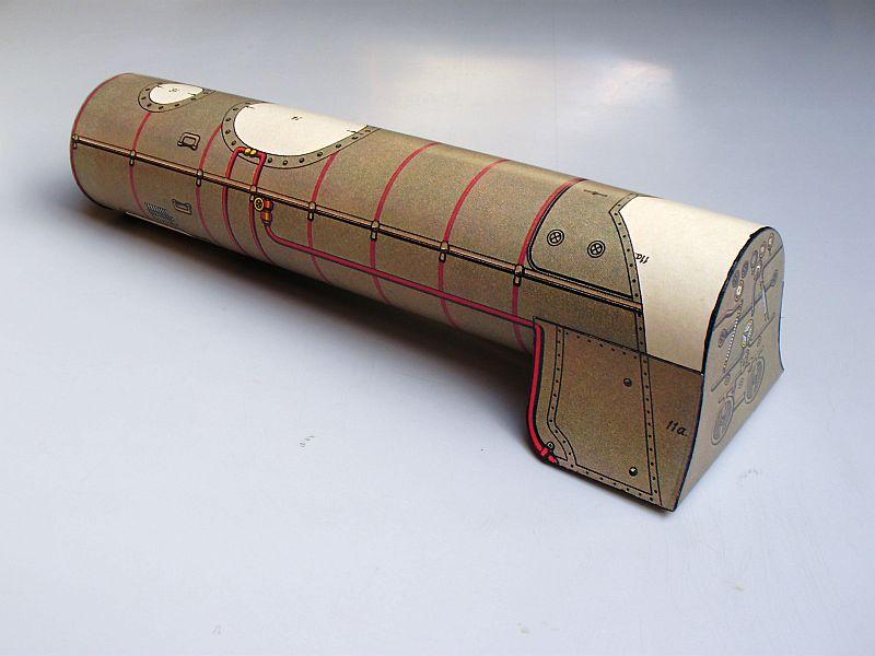 Schreiber-Reprint des Landesmuseum Stuttgart - Dampflok Württembergische C - Seite 4 Stehke17