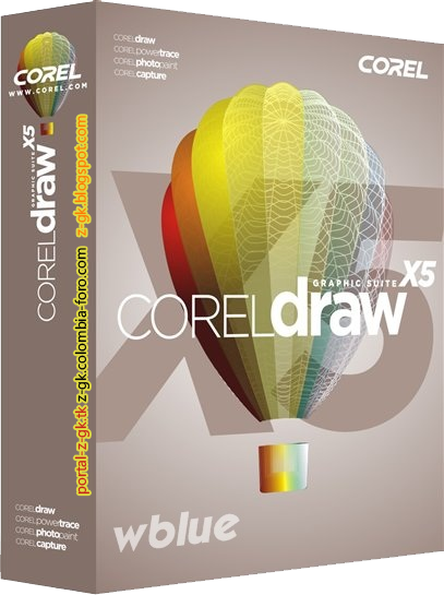 CorelDRAW Graphics Suite X5 Coreld10