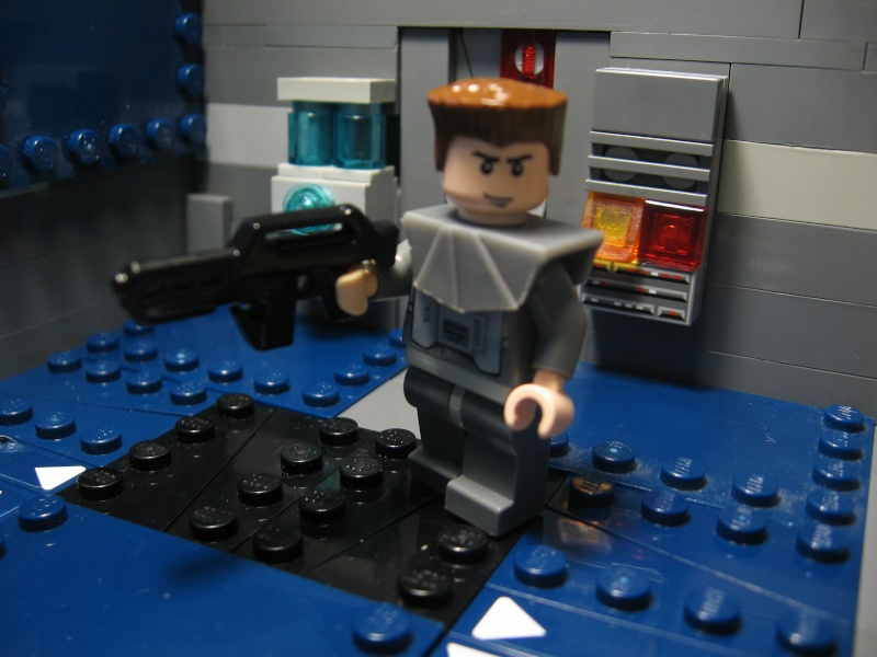 Review on Modern and Sci-Fi BrickArms Img_1524