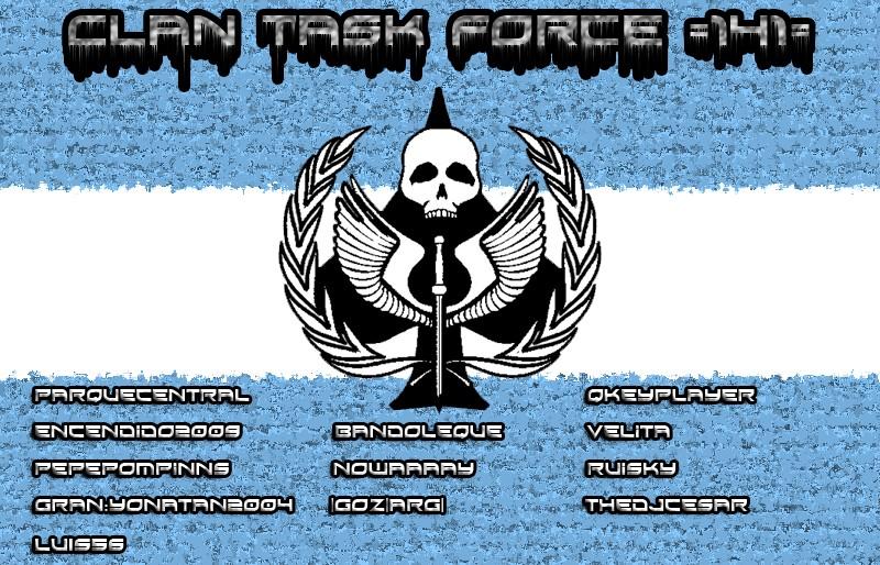 ¿Queres formar parte de TaskForce 141? Taskfo11