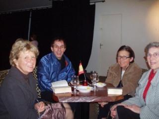 Photos du mercredi 10 novembre au café les sisters de Boulogne sur mer P1010269