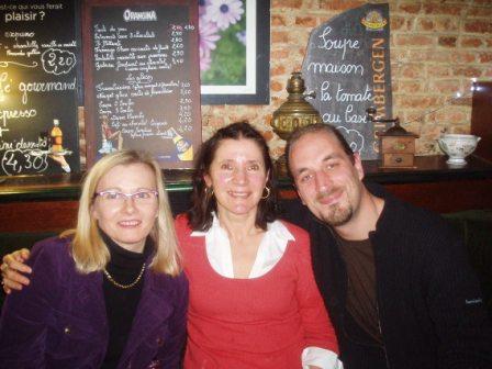 """Le 22 janvier 2010 """"Une soirée au café de Paris """" de Lille avec une photo P1011915"""