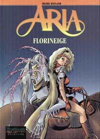 Bande dessinées avec influence ésotérique ou spirituelle Aria_b10