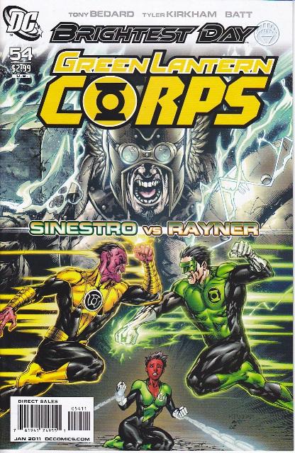GREEN LANTERN CORPS Glc5410