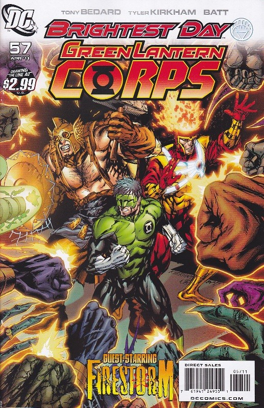GREEN LANTERN CORPS Glc57-10