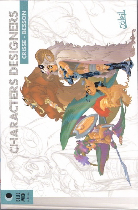 CHARACTERS DESIGNERS - CRISSE et BESSON Img_0209